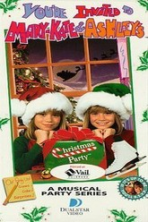 You're Invited to Mary-Kate & Ashley's Christmas Party Trailer