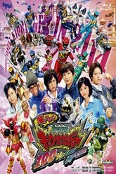 Zyuden Sentai Kyoryuger: 100 YEARS AFTER Trailer